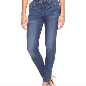 Banana Republic Sculpt Skinny Jeans